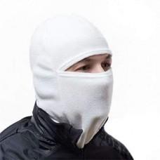 Балаклава флисовая зимняя 200гр/м, Белый