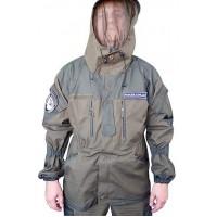 Куртка Горка палатка олива зима